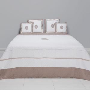 Prehoz na dvojlôžkové postele Quilt 174 - 180 * 260 cm