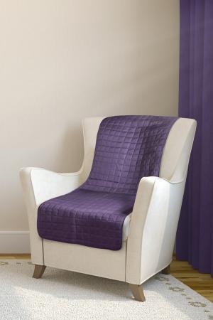 Prehoz na posteľ 150x70cm - Eurofirany - Eva (fialová). Akcia -11%. Sme autorizovaný predajca Eurofirany.