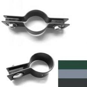 Príchytka panelov pre okrúhle stĺpiky Príchytka zelená pre okrúhly stĺpik 48mm-priebežná