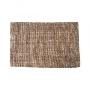 Prírodné jutové koberec viazaný Jutien - 120 * 180 * 1cm