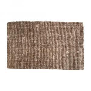 Prírodné jutové koberec viazaný Jutien - 140 * 200 * 1cm