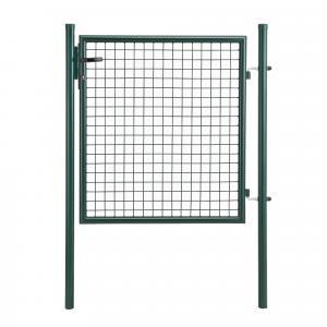 [pro.tec]® Záhradná bránka - 150 x 106 cm