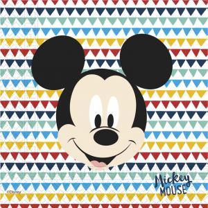 PROCOS - Servítky Mickey 33x33cm 20ks