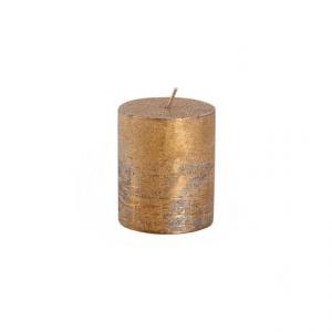 Provence Rustikálna sviečka 7cm PROVENCE medená