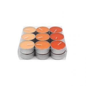 Provence Čajová sviečka PROVENCE 18ks pomaranč
