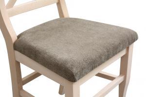 PROVENSAL stolička PV7 s čalúneným sedákom