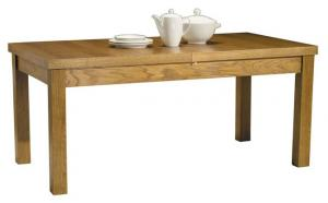 PYKA Kuba 140/190 rozkladací jedálenský stôl drevo D3