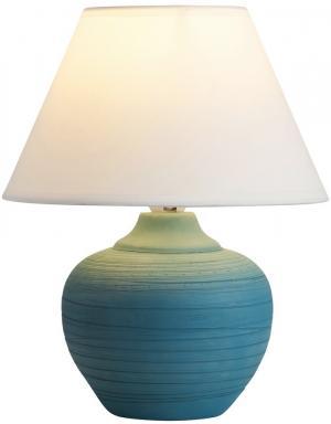 Rabalux 4392 Molly stolná lampa, modrá