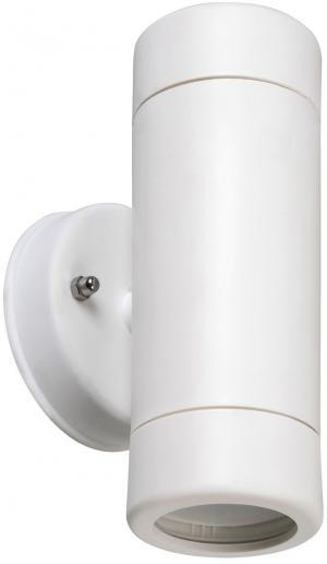 Rabalux 8837 Medina Vonkajšie nástenné svietidlo, biela