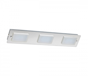 Rabalux - LED Kúpeľňové nástenné svietidlo 3xLED 4,5W