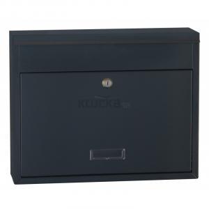 RADIM obojstranná poštová schránka, Antracit