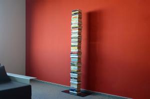 Radius design cologne Knižnica 8 poličiek  RADIUS DESIGN (BOOKSBAUM schwarz STAND BIG 735A) čierna