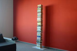 Radius design cologne Knižnica 8 poličiek  RADIUS DESIGN (BOOKSBAUM white STAND BIG 735B) bielá
