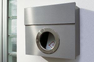 Radius design cologne Schránka na listy RADIUS DESIGN (LETTERMANN 1edelstahl 505) nerez