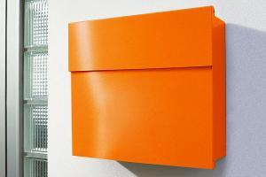 Radius design cologne Schránka na listy RADIUS DESIGN (LETTERMANN 4 orange 560A) oranžová