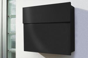Radius design cologne Schránka na listy RADIUS DESIGN (LETTERMANN 4 schwarz 560F) čierna