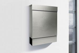 Radius design cologne Schránka na listy RADIUS DESIGN (LETTERMANN M stainless steel 762) nerez