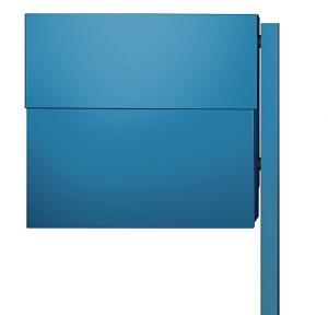 Radius design cologne Schránka na listy RADIUS DESIGN (LETTERMANN XXL 2 blue 568N) modrá