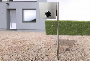 Radius design cologne Schránka na listy RADIUS DESIGN (LETTERMANN XXL stainless steel 567) nerez