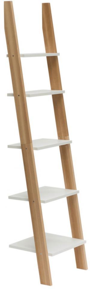 RAGABA Ashme rebrík úzky, biela
