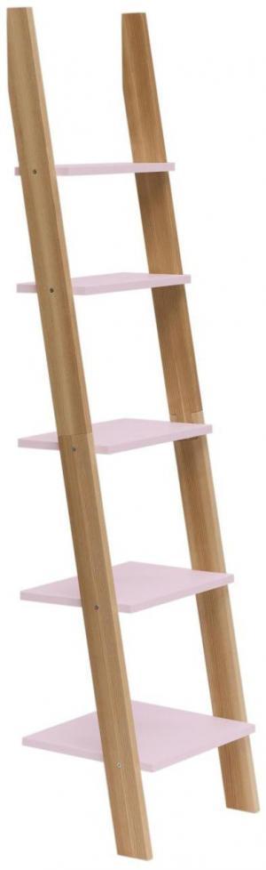 RAGABA Ashme rebrík úzky, ružová