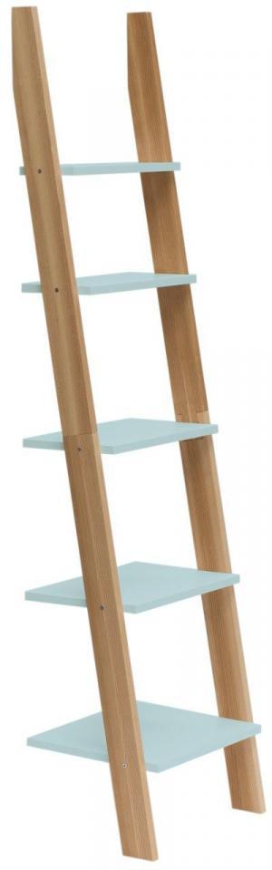 RAGABA Ashme rebrík úzky, svetlotyrkysová
