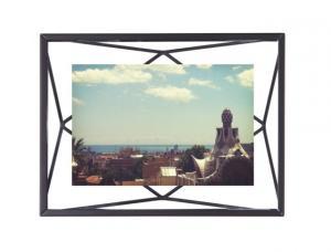 Rámeček na fotografii 10x15 cm Umbra PRISMA - černý