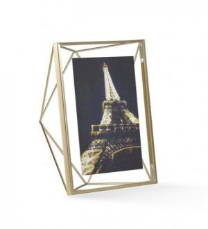 Rámeček na fotografii 13x18 cm Umbra Prisma - zlatý