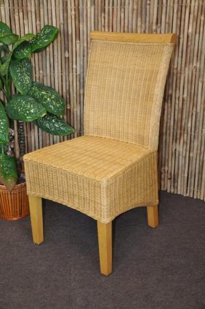 ratanová stolička Larissa medová