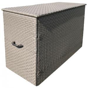 Ratanový box šedá 140x60x92cm