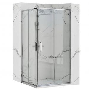 REA - Sprchovací kout Punto 80x100 REA-K1889