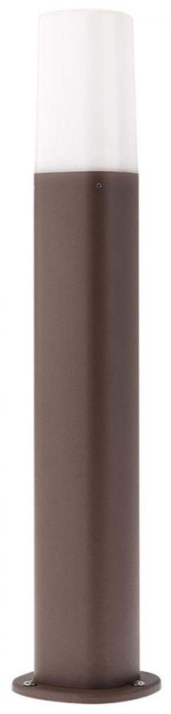 Redo 9076 - Vonkajšia stojacia lampa CRAYON 1xE27/42W/230V IP44