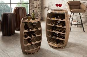 Regál na víno Chateau 64 cm »