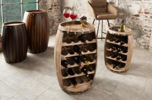 Regál na víno Chateau 80 cm »