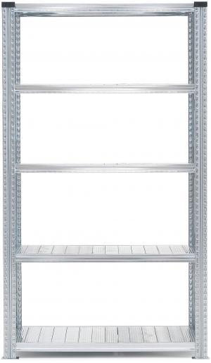 Regály Transform pre 20 stopový kontajner, hĺbka 600 mm