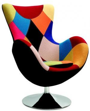 Relaxačné kreslo - Halmar - Butterfly (viacfarebné). Sme autorizovaný predajca Halmar.