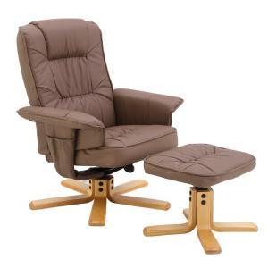 Relaxačné kreslo - Tempo Kondela - Lerato (cappucino). Sme autorizovaný predajca Tempo-Kondela.