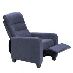 Relaxačné kreslo - Tempo Kondela - Turner (modrá). Sme autorizovaný predajca Tempo-Kondela.
