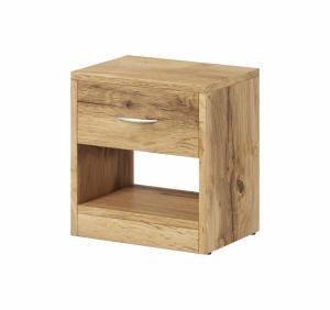 RENAR Naka 1S nočný stolík dub wotan