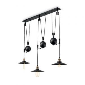 Retro a vintage svietidlo IDEAL Lux  UP and DOWN SP3 136349