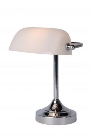 Retro a vintage svietidlo LUCIDE Banker Lamp 17504/01/11