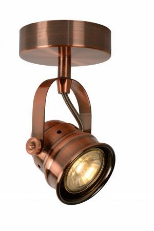 Retro a vintage svietidlo LUCIDE CIGAL Spot LED 77974/05/17
