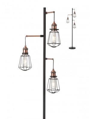 Retro a vintage svietidlo REDO THARU LAMP 3X42W E27 01-1305