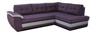 Rohová sedačka - Po-Sed - Aruba 2F+L (fialová + sivá) (P). Akcia -19%. Doprava ZDARMA. Sme autorizovaný predajca Po-Sed.
