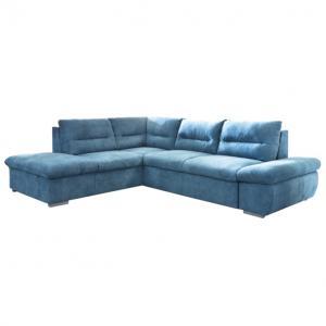 Rohová sedačka - Tempo Kondela - Lenako (L) (tyrkysová) Sme autorizovaný predajca Tempo-Kondela.