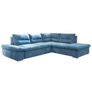 Rohová sedačka - Tempo Kondela - Lenako (P) (tyrkysová) Sme autorizovaný predajca Tempo-Kondela.