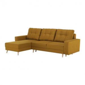 Rohová sedačka - Tempo kondela - Vincent (horčicová) (L). Sme autorizovaný predajca Tempo-Kondela.