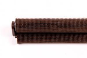 Roleta Deň a noc, Origin slim wenge, A 041 Šírka rolety: 30 cm, Výška rolety: 150 cm, Strana a farba mechanizmu: Pravá - Hnedá