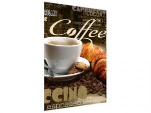 Roleta s potlačou Chutná káva a croissant 110x150cm FR4725A_1ME