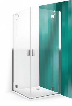 Roltechnik Hitech line sprchové dvere HBO1 900 brillant premium/transparent